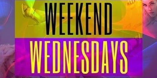 WEEKEND WEDNESDAYS   DOWNTOWN CHICAGO  R&B, Reggae, Salsa, Live Bands &More