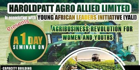 Agribusiness Revolution tickets