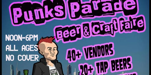 Punks Parade Beer & Craft Faire