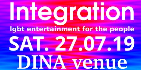 Integration! Sheffield City Pride Afterparty at DINA tickets