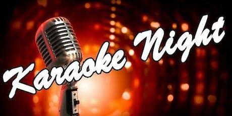 Karaoke Night at The Wormhole tickets