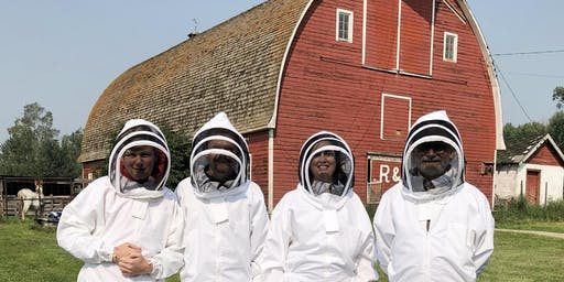 Open Farm Days at Good Morning Honey