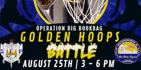 Golden Hoops Battle tickets