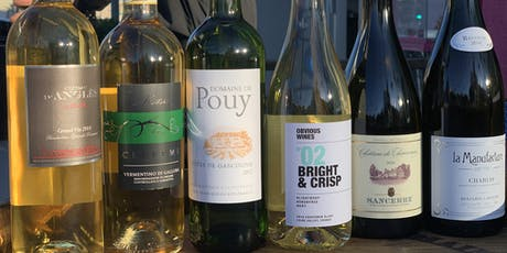 SUNDAY WINE TASTING  - White wine only  tickets