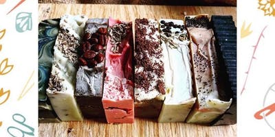 Beginners Soap Making Workshop