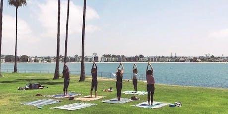 Vinyasa by the Bay,  Yoga Classes tickets