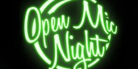Open Mic Night at The Wormhole tickets