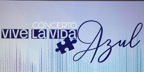 Concierto Vive La Vida Azul 2 tickets