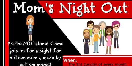 ASN March Moms Night Out tickets