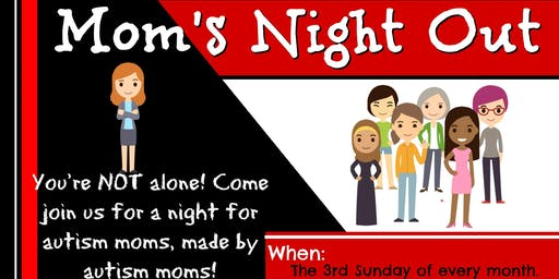 ASN April Moms Night Out
