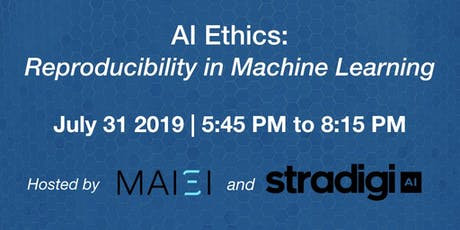 AI Ethics: Reproducibility in Machine Learning billets