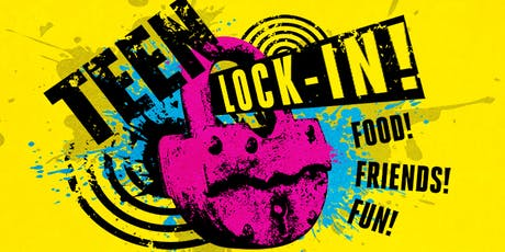 Back to school lock in tickets