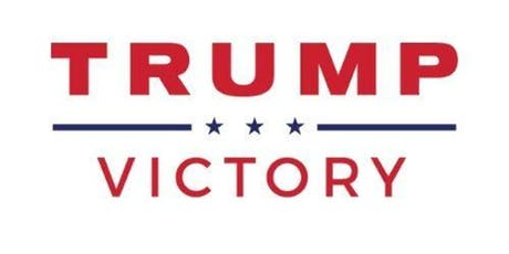 Trump Victory Voter Registration Training tickets