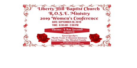 Liberty Hill Women's Conference 2019 tickets