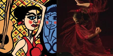 España El Vito, The Spirit of Spain  Guitarist Matthew Fagan & Flamenco Dancer,  Laura Uhe - St Andrews tickets