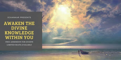 Awaken Yourself to the Divine Knowledge within You  | Interactive Workshop tickets
