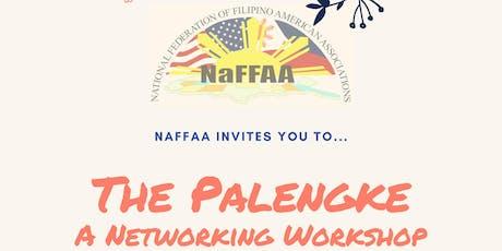 "NaFFAA Networking Workshop - ""The Palengke"" tickets"