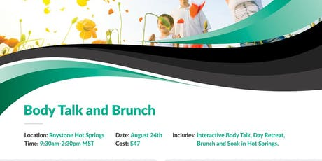 Body Talk and Brunch  tickets