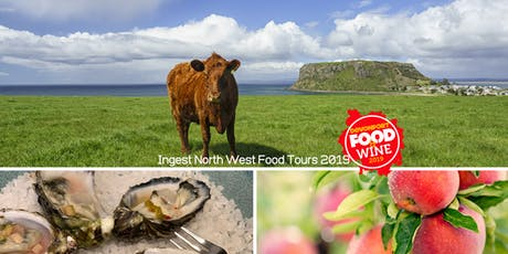 Ingest North West Food Tours- Devonport Food & Wine 2019 tickets