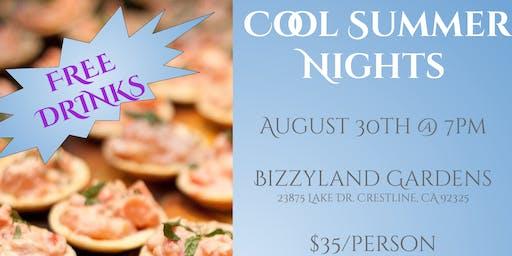 Cool Summer Nights Pairing Class