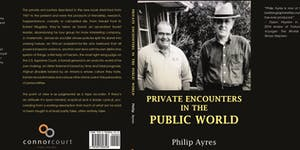 Launch of PRIVATE ENCOUNTERS IN THE PUBLIC WORLD by Phi...