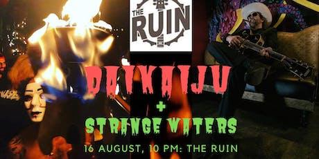 Daikaiju w/ Strange Waters, Live at The Ruin tickets