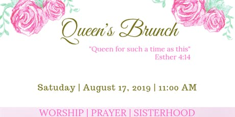 Queen's Brunch tickets