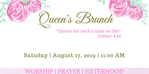 Queen's Brunch