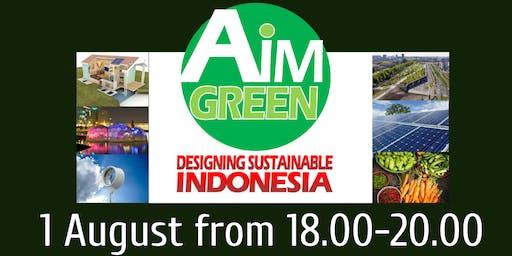 DESIGNING SUSTAINABLE INDONESIA