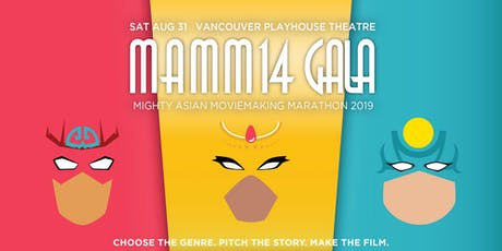 14th Annual Mighty Asian Moviemaking Marathon(MAMM) Screening & Awards Gala tickets