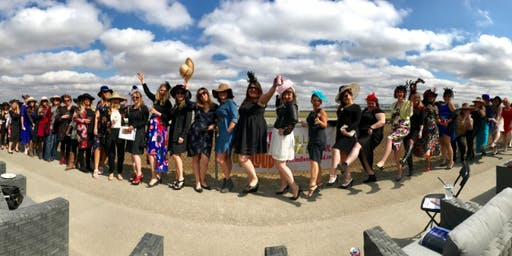 Ladies Out Loud at the Races
