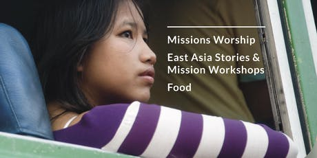 Six Ways to Reach God's World, a Heart for Asia Event tickets