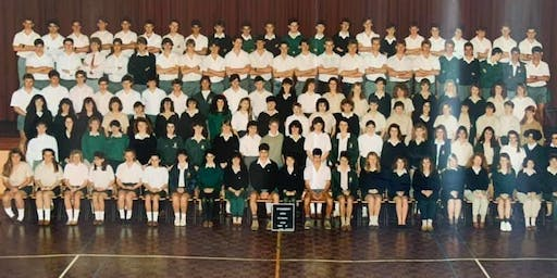 Bomaderry High School Reunion Class 87 & 89.