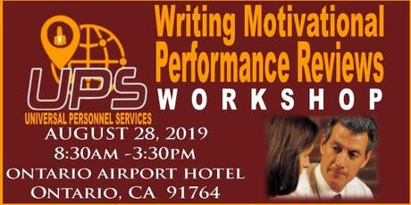Writing Motivational Performance Reviews tickets