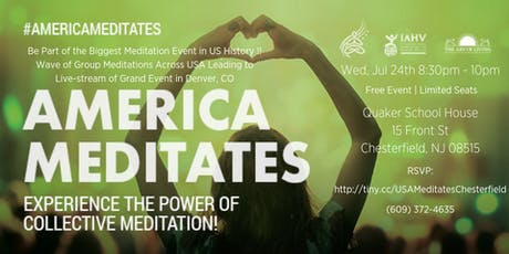 Experience the Power of Collective Meditation tickets