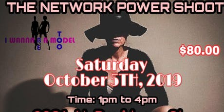 CHARLOTTE NC! THE NETWORK POWERSHOOT 17 & UP MALE AND FEMALE  tickets