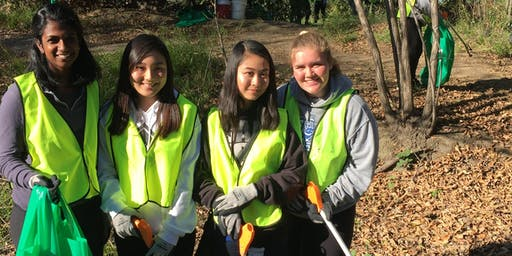 8/10/18 Summer Coyote Creek Cleanup - Olinder Park