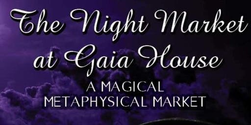 The Night Market at Gaia House