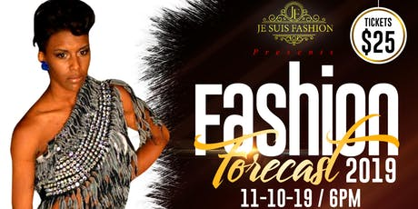Fashion Forecast 2019 tickets