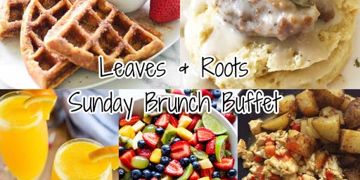 All You Can Eat Vegan Brunch Buffet