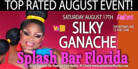 Drag Race Star Silky Ganache tickets