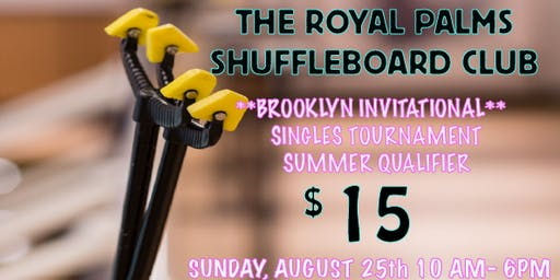 The Brooklyn Invitational Summer Qualifying Tournament