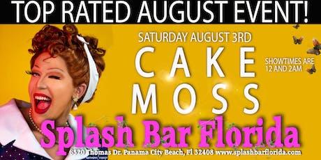 Drag Star Cake Moss tickets