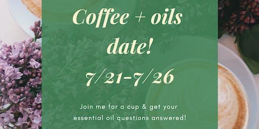Oils & Coffee