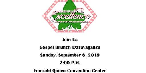 Gospel Brunch Extravaganza