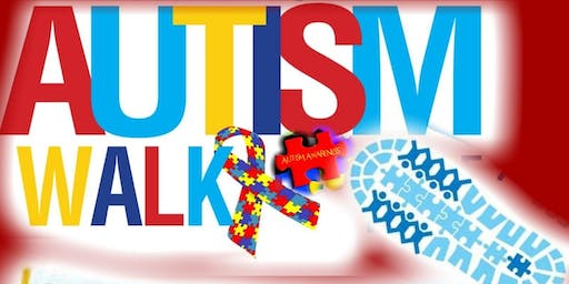 Walk 4 Autism & Back 2 School Fun Day