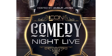 COMEDY NIGHT LIVE‼ tickets