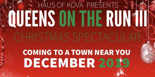 Queens on the Run III : Christmas Spectacular Tour (Brno)
