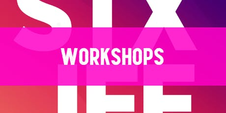 STXIFF Workshop - Special FX Makeup tickets