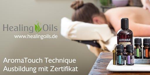 doTERRA Aromatouch Training Innsbruck